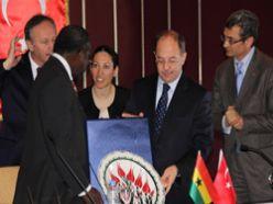 Erzurum'da Türkiye-Gana iş protokolü imzalandı
