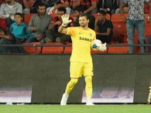Gaziantep FK'da Yuri Lodygin ile yollar ayrıldı