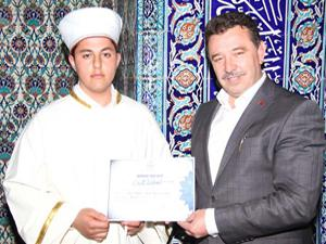 Genç Hatipler Minber'de bölge finalini Gümüşhane göğüsledi