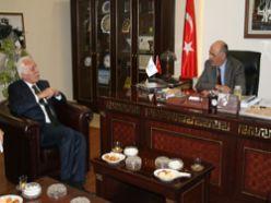 SP Lideri Kamalak'tan Yücelik'e ziyaret