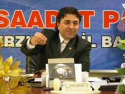 SP İl Başkanı Çalık'tan yeni eğitim açıklaması