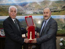 SP Genel Başkanı Kamalak Bayburt'ta