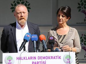 HDP'li milletvekillerine 'Barış Pınarı Harekatı' soruşturması</font>