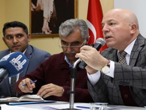 Hınıs, Tekman ve Karaçoban'da şura toplantıları yapıldı