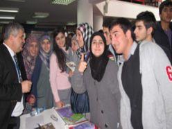 Aatürk üniversitesi Lübnan'da tanıtım yaptı