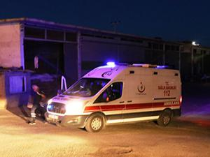 Hurdacı pazarında silahlı kavga: 1 ölü, 5 yaralı