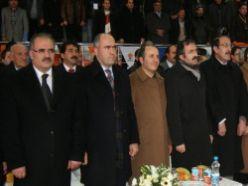 AK Parti Aziziye ilçe kongresi