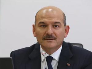 İçişleri Bakanı Soylu'dan sosyal mesafe uyarısı