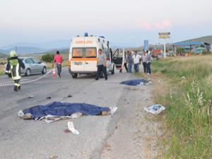 İçişleri Bakanlığı bayramda kaza bilançosunu açıkladı