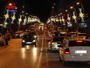 İftar sonrası Cumhuriyet Caddesi trafiğe kapatılıyor
