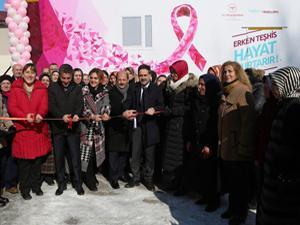 İl Sağlık Müdürlüğü kanser taramalarını artıracak