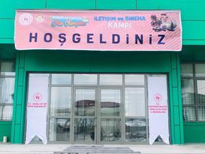İletişim ve Sinema öğrencileri Erzurum'da buluşuyor