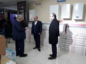 İnşaat sektörü Bakü'de buluştu