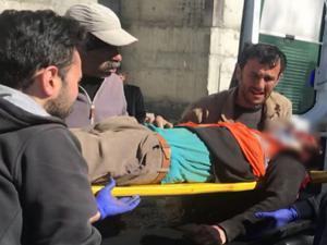 İnşaatın 4. katından düşen işçi ağır yaralandı