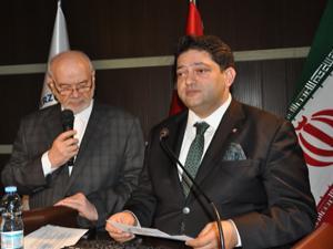 İran heyeti Erzurum'da