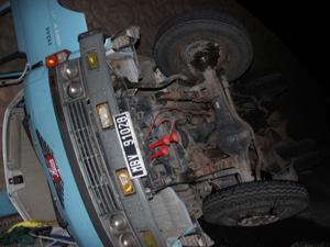 İspir'de trafik kazası: 1 yaralı