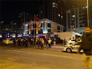İstanbul'da silahlı saldırı: 2 polis yaralandı