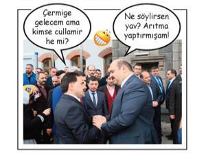 İstanbul seçimlerine Fırfırik damgası!