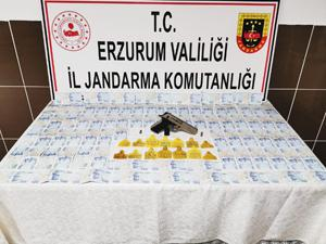 Jandarmadan sahte para operasyonu: 3 gözaltı