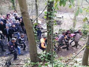 Kaçak maden ocağı faciası: Cansız bedenine ulaşıldı