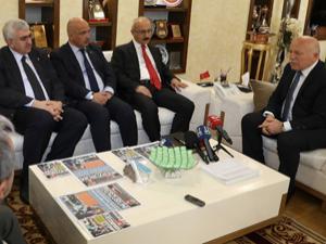 Kalkınma Bakanı Elvan'dan Başkan Sekmen'e övgü