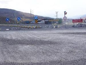 Kars-Erzurum yolu kısmi kapanacak