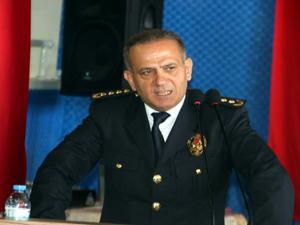 Kayseri'de polis müdüründen dikkat çeken konuşma