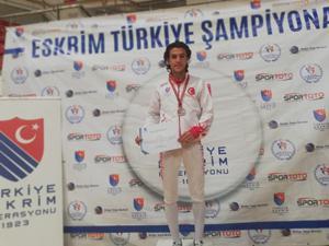 Konya'da Erzurum rüzgârı