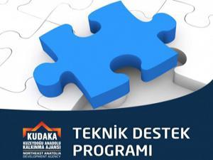KUDAKA teknik destek 6. dönem sonuçları açıklandı