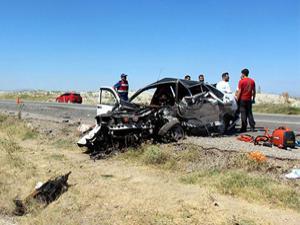 Kurban Bayramı'nın kaza bilançosu ağır oldu...