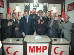 MHP İlçe kongreleri tamamlandı