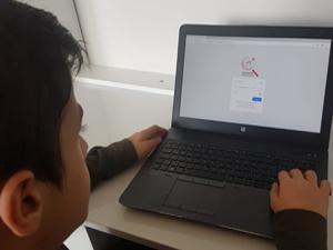 LGS öğrencilerine çevrim içi sınav desteği