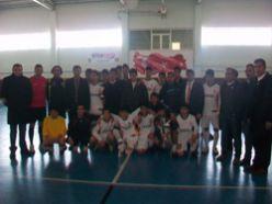 Futsal'ın şampiyonu Siirt