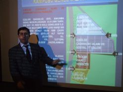 Erzurum`a acil durum ve afet kampüsü