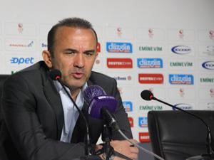 Mehmet Özdilek: Kazanmak çok önemliydi