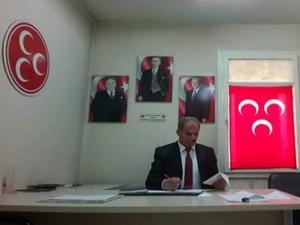 MHP İspir İlçe Başkanı Başkapan'dan 15 Temmuz mesajı
