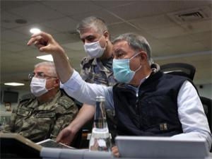 MSB: Pençe-Kartal Operasyonu başladı