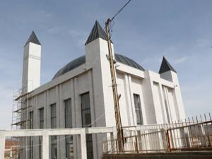 Nusret'in Paşalı Külliyesi inşaatı bitiyor