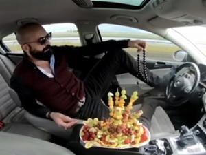 O sürücü konuştu: O videoyu mizah amaçlı çektim