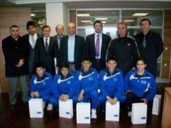Erzurum Telekom başarıya koşuyor