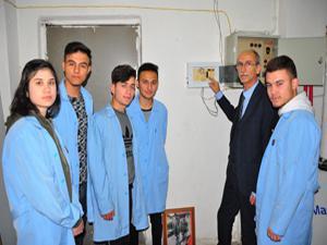 Öğrencilerin 23 bin lira tasarruf ettiren projesi tescil yolunda