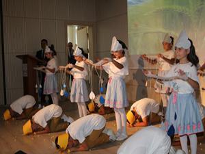 Oltu'da İlköğretim haftası kutlandı