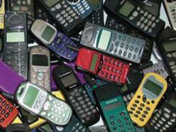 Eski cep telefonlarında altın var!