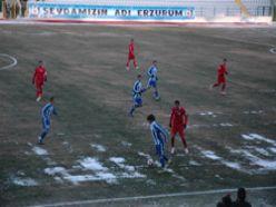 Erzurum BBS yine puan kaybetti: 1-1