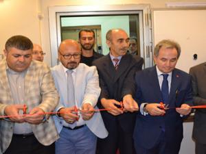 Öz Büro İş Sendikası hizmet binası açıldı