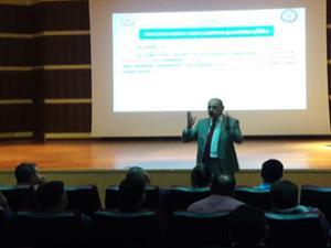 Özel Güvenlik görevlilerine eğitim semineri
