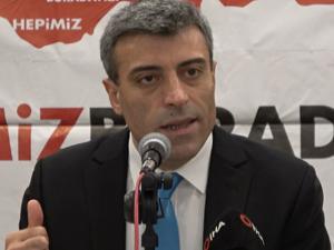 Öztürk Yılmaz'dan yeni parti kararı