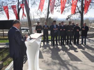 Pasinler'de 18 Mart Çanakkale Şehitleri anıldı