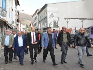 Prof. Dr. Serdar Sevimli'nin ismi caddeye verildi
