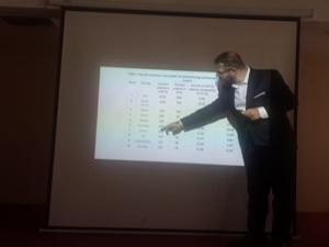 Prof. Dr. Türkez, Liselilere Bor Nanoteknolojisini Anlattı